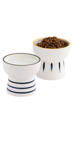 5 inch cat bowls