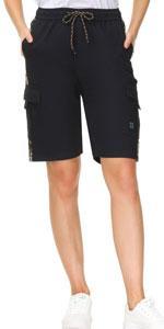 women's cargo shorts cargo shorts for women bermuda shorts for women elastic waist shorts for women