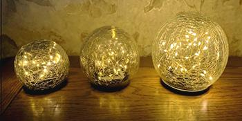 3 size solar lights