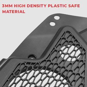 3mm high density plastic safe material