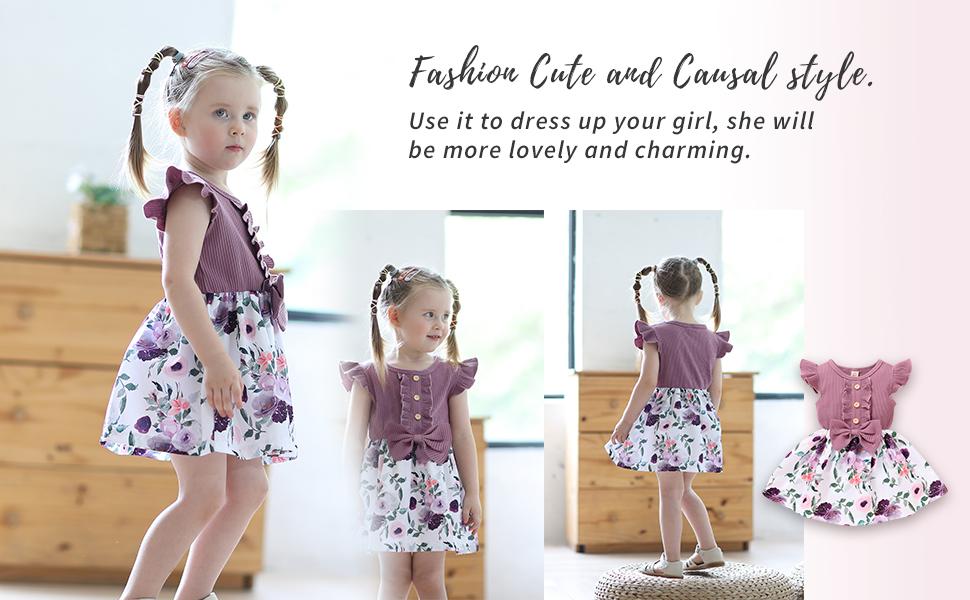Toddler dress summer