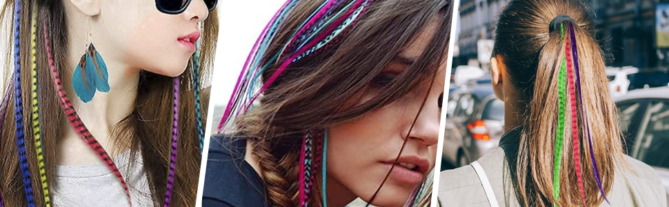 bambina extension extension clip capelli