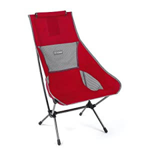 Helinox Chair Two Ultralight, High-Back, Collapsible Camping Chair