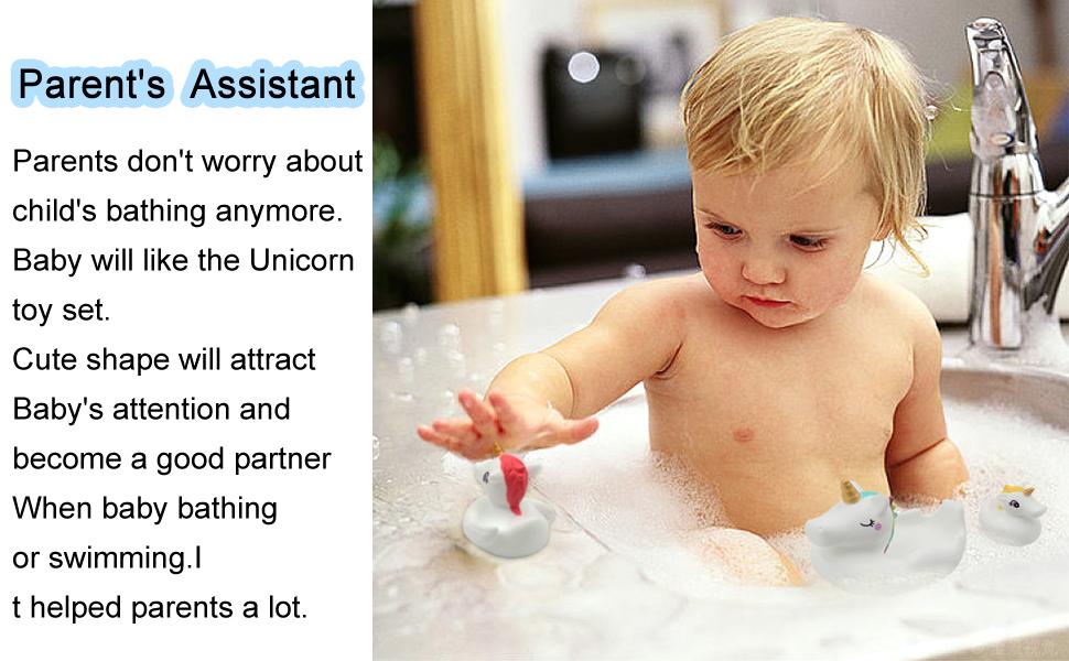 Baby Bathtub Toys