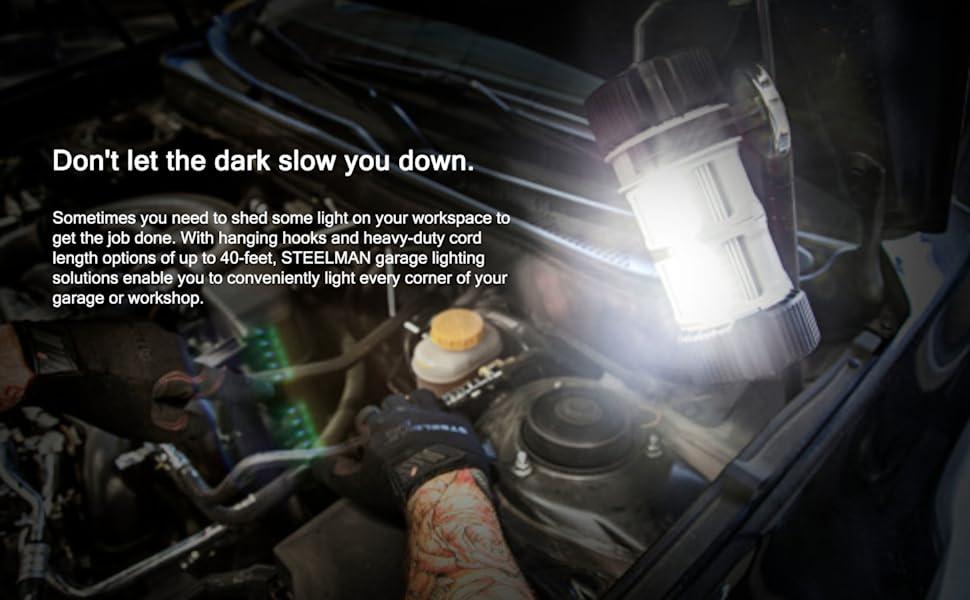 Steelman Garage Lighting