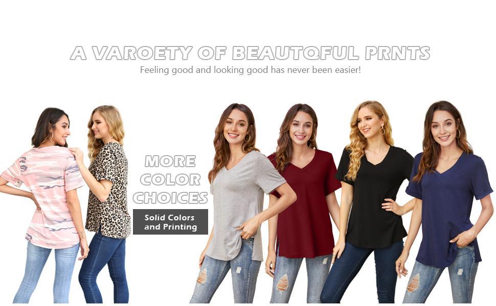 Side Split tshirts