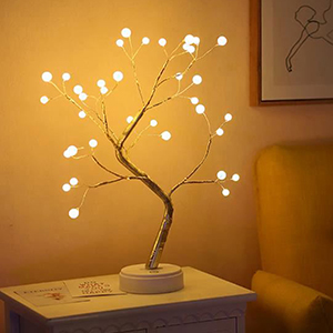 décor in living rooms during festive seasons or for party