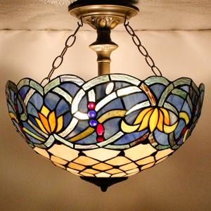 Tiffany lamp Tiffany Stained Glass Lamp Tiffany series lamp Tiffany style lamp Tiffany ceiling lamp