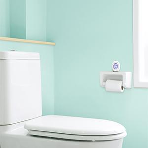 トイレの壁の防臭+床の抗菌*まで
