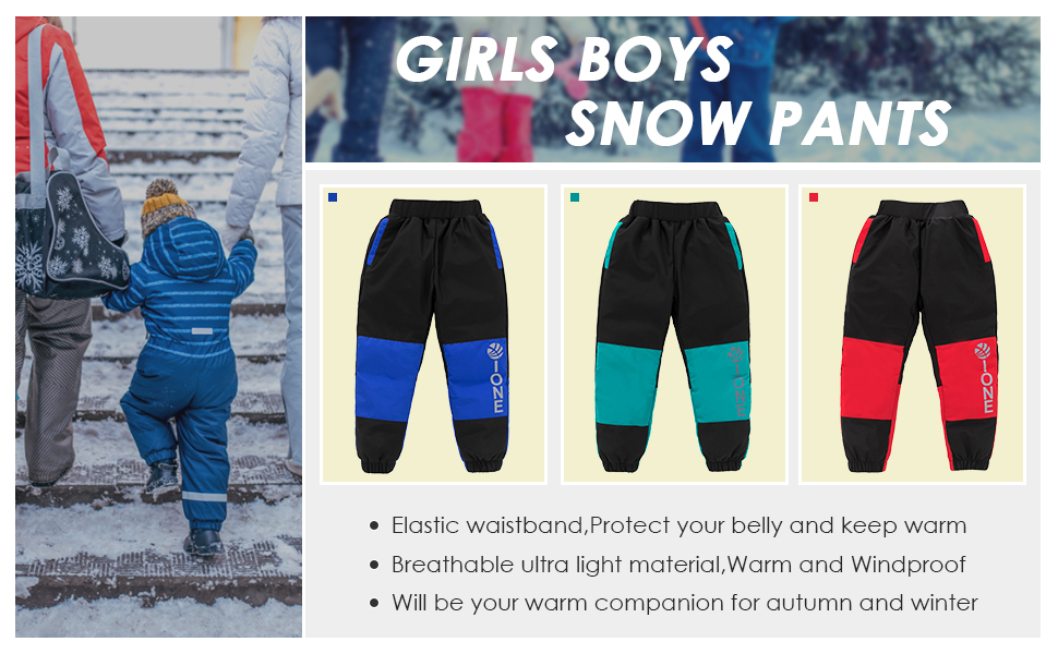 little boys warm up pants