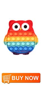 Owl Rainbow