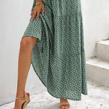 tiered dress women