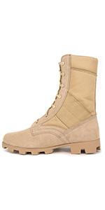 Tan Tactical Boots