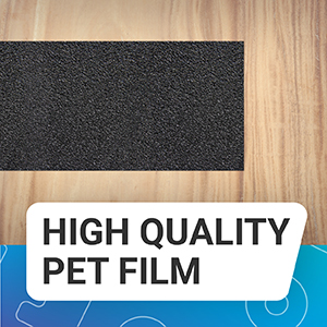 High quality PET film