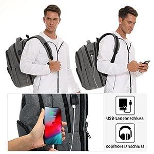 rucksack laptop