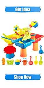 toddlers water table