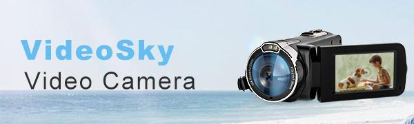 VideoSky Video Camera