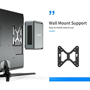 HM50 Wall mount support
