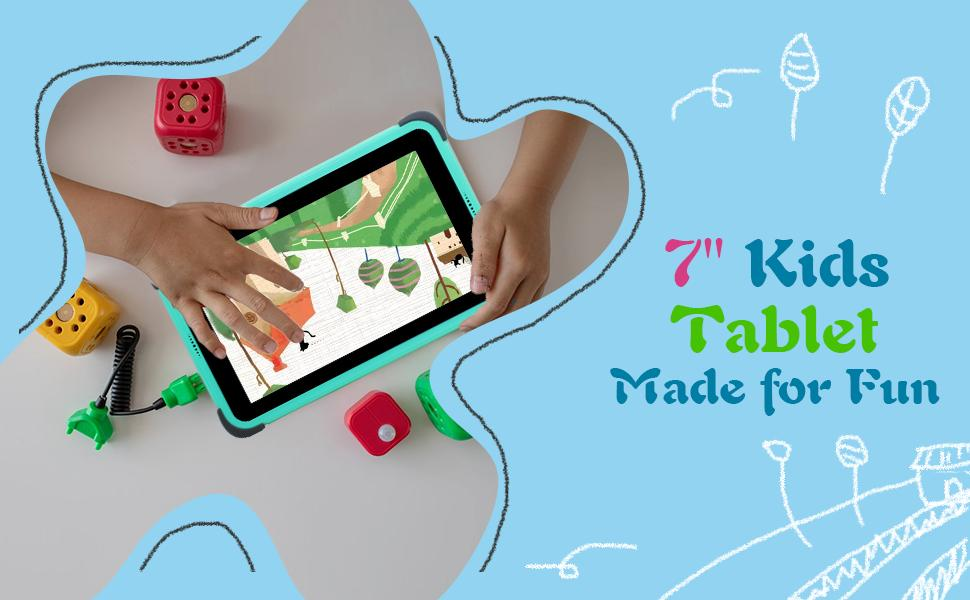 android 10 tablet with kid proof case