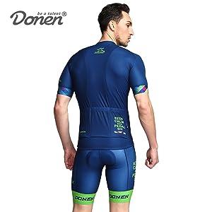 DONEN Men's Cycling Shorts