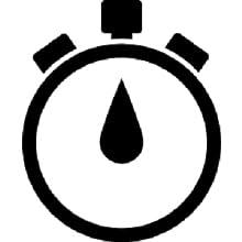 1/100 Sec Stopwatch