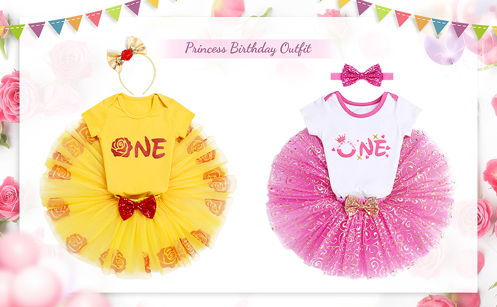 1st birthday outfits for baby girls