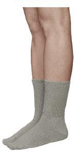calcetines puno extra anchos no aprieten piernas tobillos hinchados sin goma elastico mujer senora