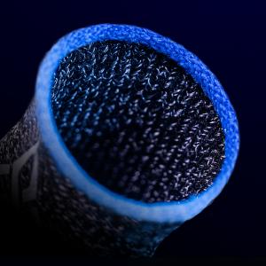 Spandex inner curled edge