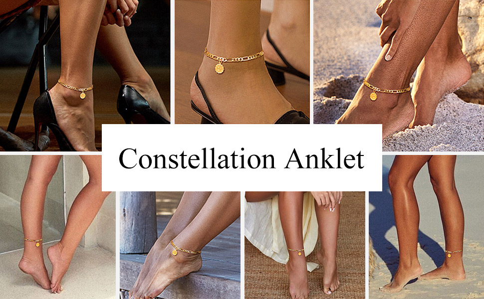 Ankel Bracelet for Women