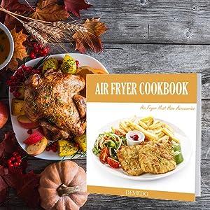 air fryer cookbook recipe