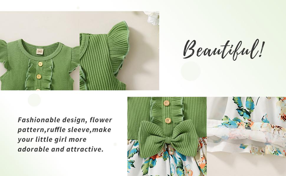 toddler floral dress