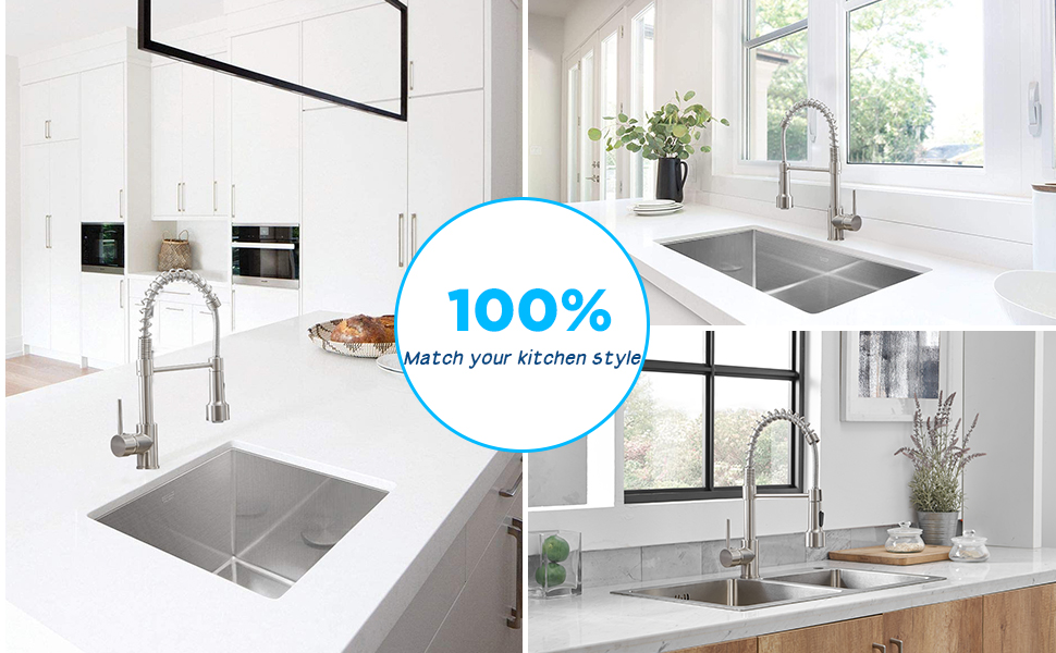 owofan kitchen faucet