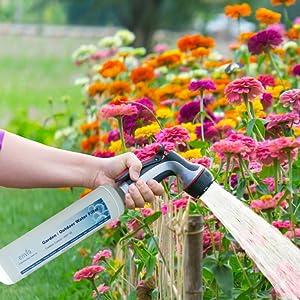 Garden Filter in Action