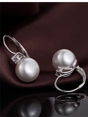Orecchini perle Swarovski
