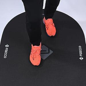 circular workout mat,shock absorbent mat,padded activity mat,gym pad,padded mat,outdoor gym mat