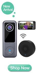 wired doorbell camera