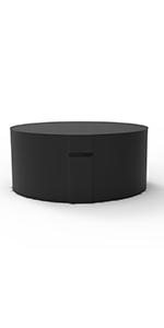 Round Furniture Cover