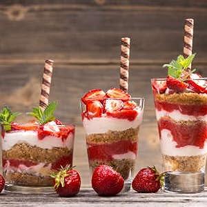 Sugar Free Mousse & Parfait