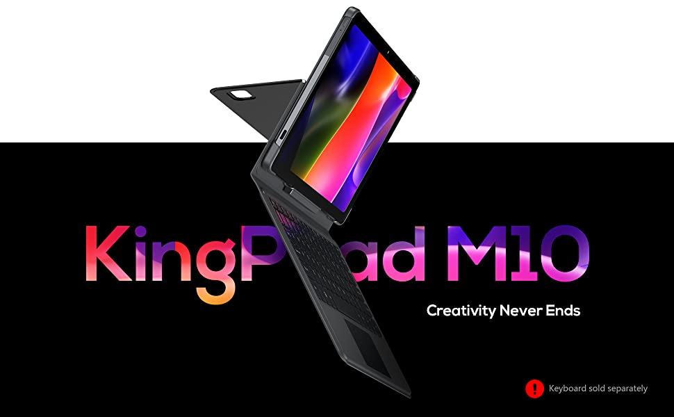 KingPad series tablet M 10