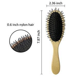 wig brush set