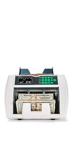 Mixval MPC1 Money Counter