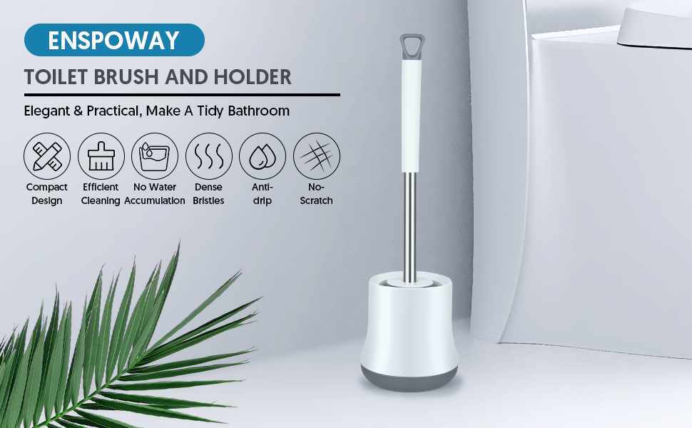 bathroom toilet brush