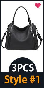 handbags for women black