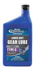 Star brite,Lower Unit, Gear Lube,Type C