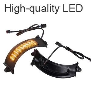 OXMART High quality turn signal headlight