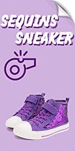 sequins sneaker