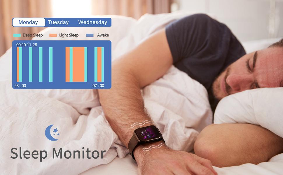 Sportuhr Smart Watch Uhr