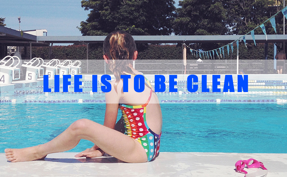 Life is to be clean