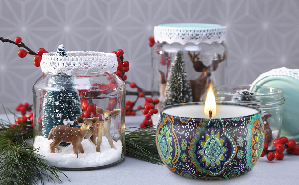 Scented Candles Gift for Women