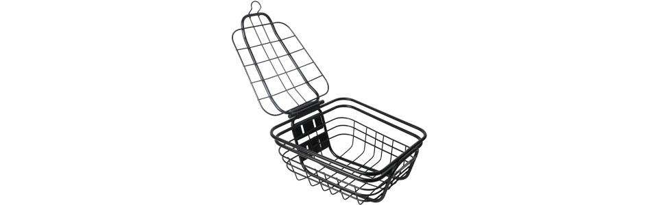 Electric/bicycle basket